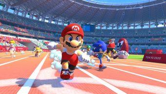 Mario-Sonic-Olympic Games-Lanzamiento