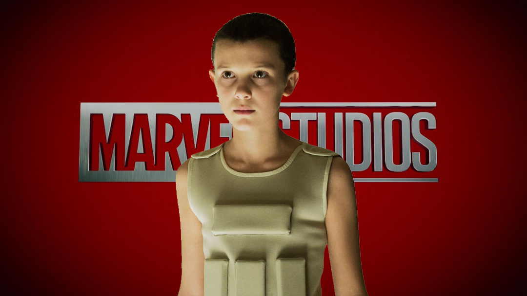 Millie Bobby Brown, Stranger Things, The Eternals, MCU