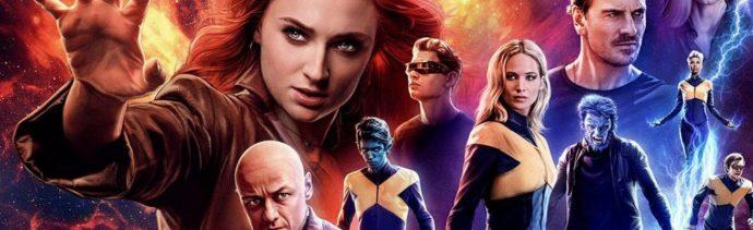 Poster oficial de X-Men Dark Phoenix