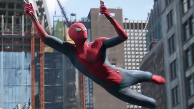 Spider Man, Far Form Home, Norman Osborn, Película