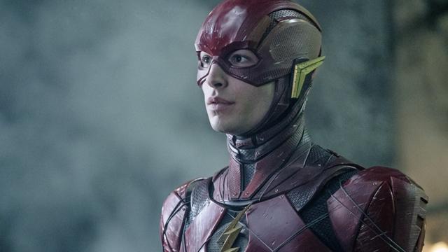 The Flash, Ezra Miller, DC, Película