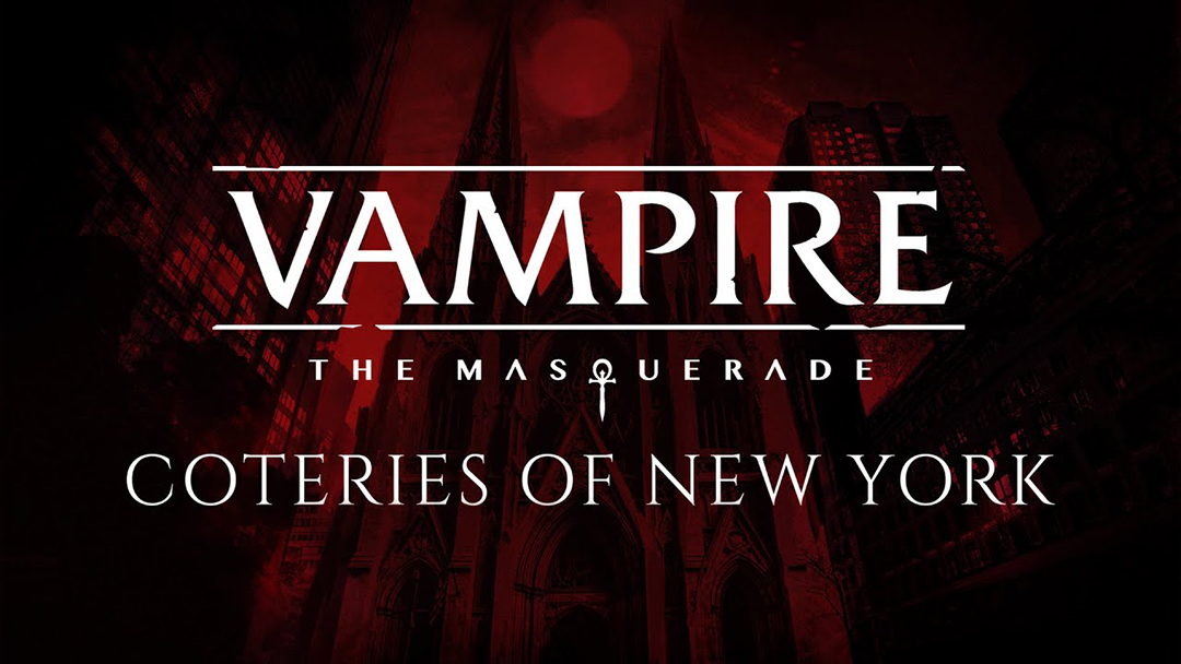 Vampire-The Masquerade-Nintendo Switch
