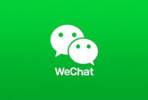 WeChat Logo alternativas a WhatsApp 2019