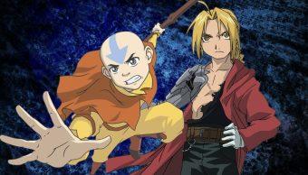 25/07/19 Aang, Ed, Full Metal Alchemist, Avatar The Last Air Bender