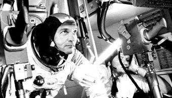 Astronauta misión Apolo 11 bebió café en la Luna