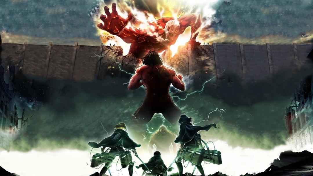 Attack On Titan, Shingeki no Kyojin, Final, Manga