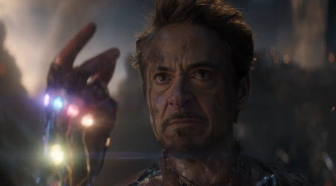 Avengers Endgame, Iron Man, Escena Borrada, Película