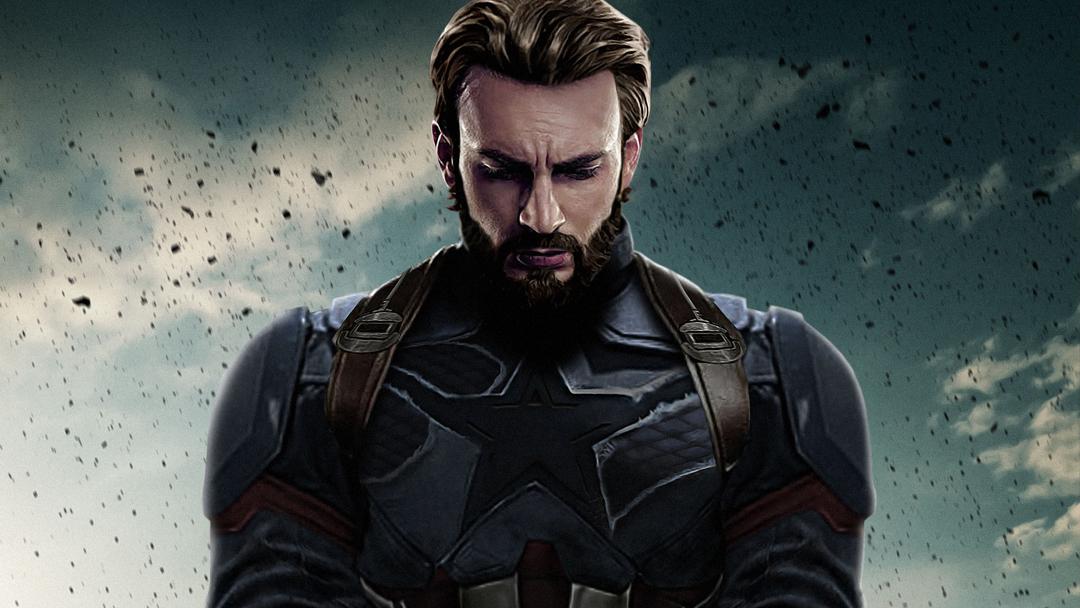 26/07/19 Captain America, Infinity War, Avengers, Película