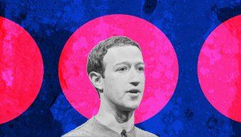 Mark Zuckerberg Fondo Texturizado