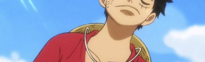 One Piece, Anime, Luffy, Serie