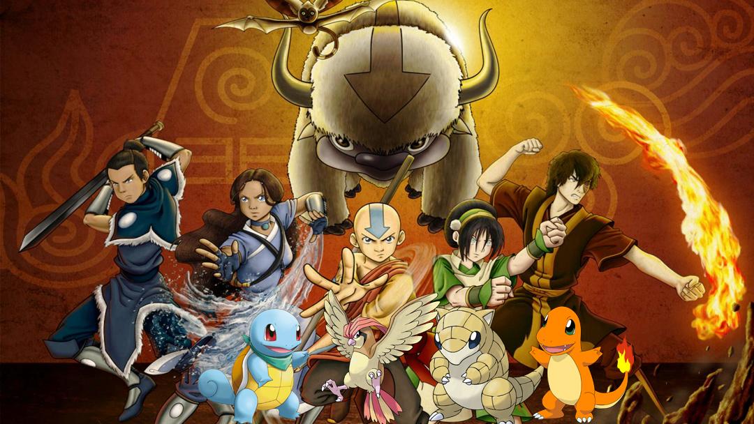 Pokémon, Avatar, Video, Animación
