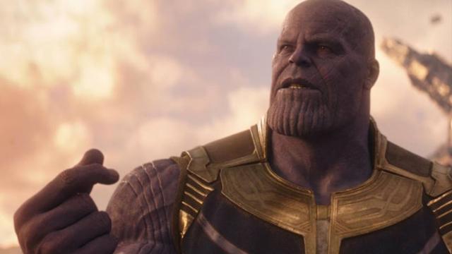 Spider Man Far From Home, Avengers Endgame, Thanos, Chasquido