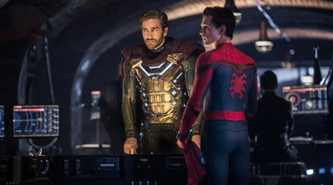 15/07/19 Spider Man, Far From Home, Mysterio, Spoilers