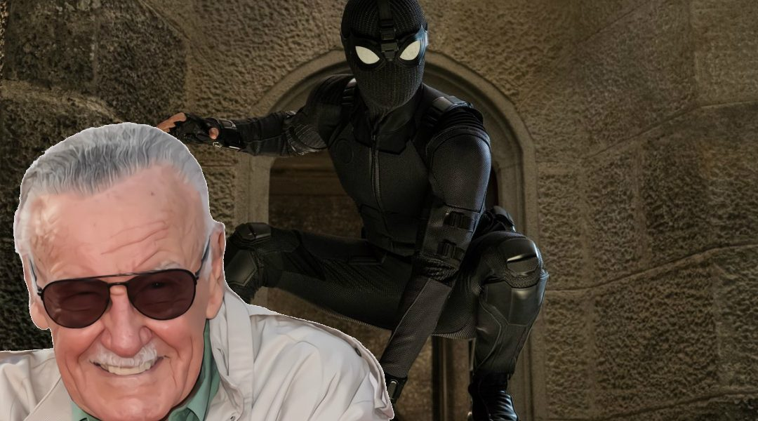 Spider-Man Far Frome Home-Stan Lee-Cameo
