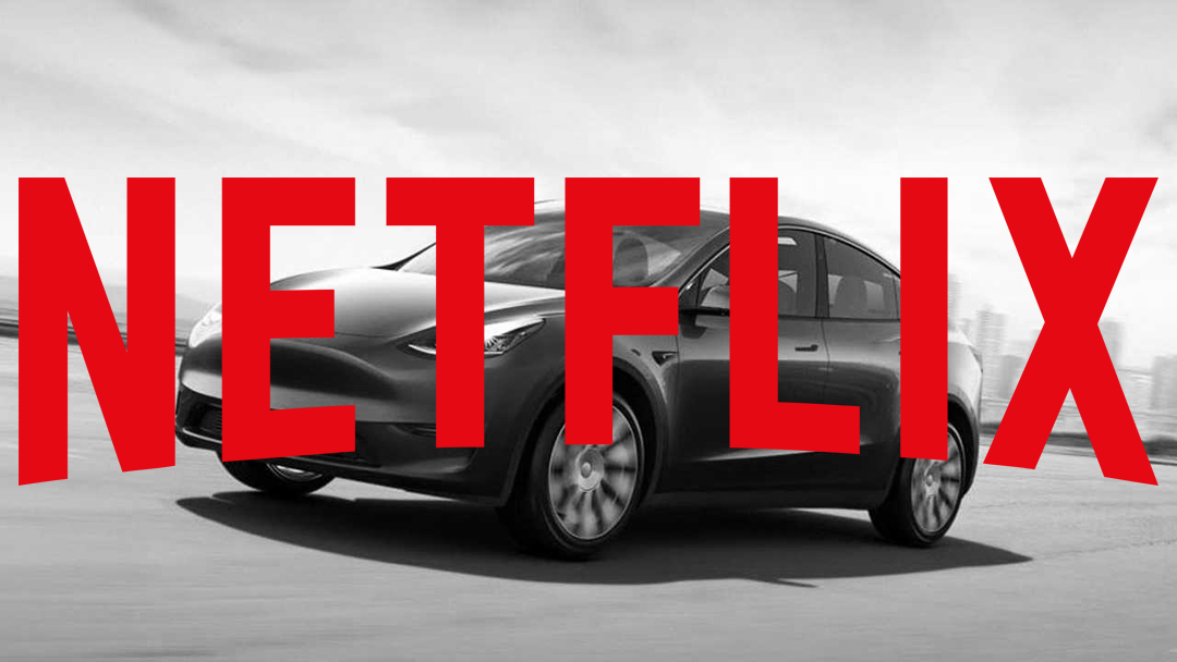 Tesla Netflix YouTube