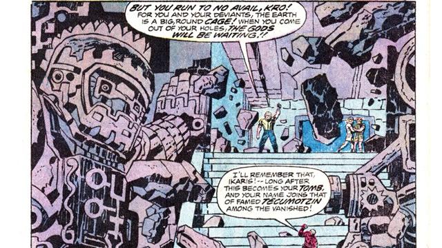 26/07/19 The Eternals, Fase Cuatro, Templo Azteca, MCU 2