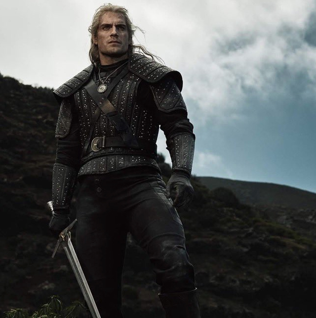 The Witcher-Netflix-Frontal