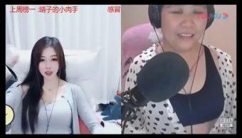 Vlogger china de 58 años