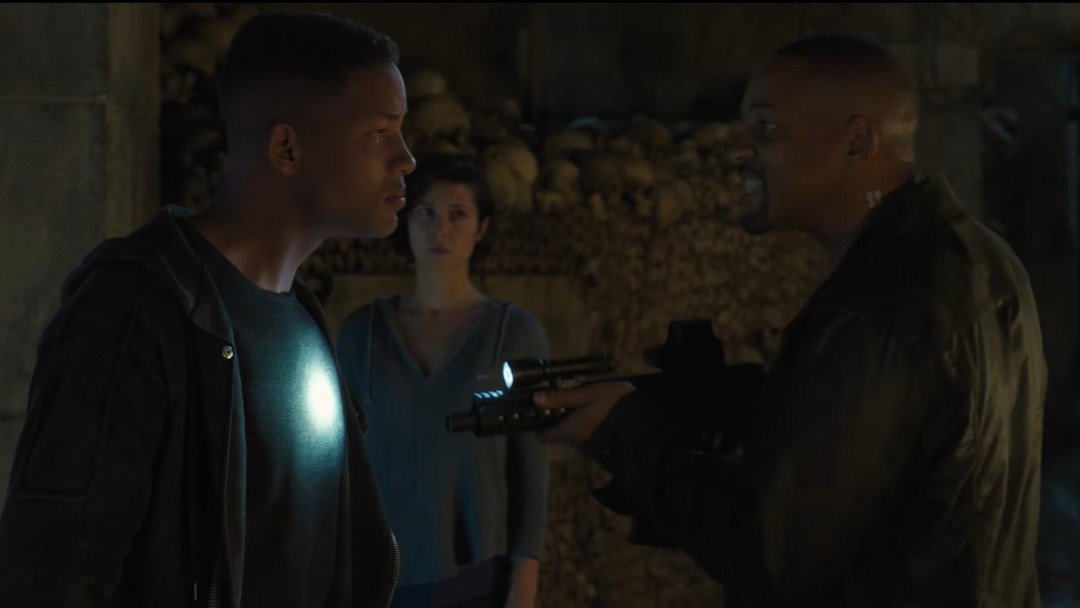 Will Smith en tráiler de Gemini Man