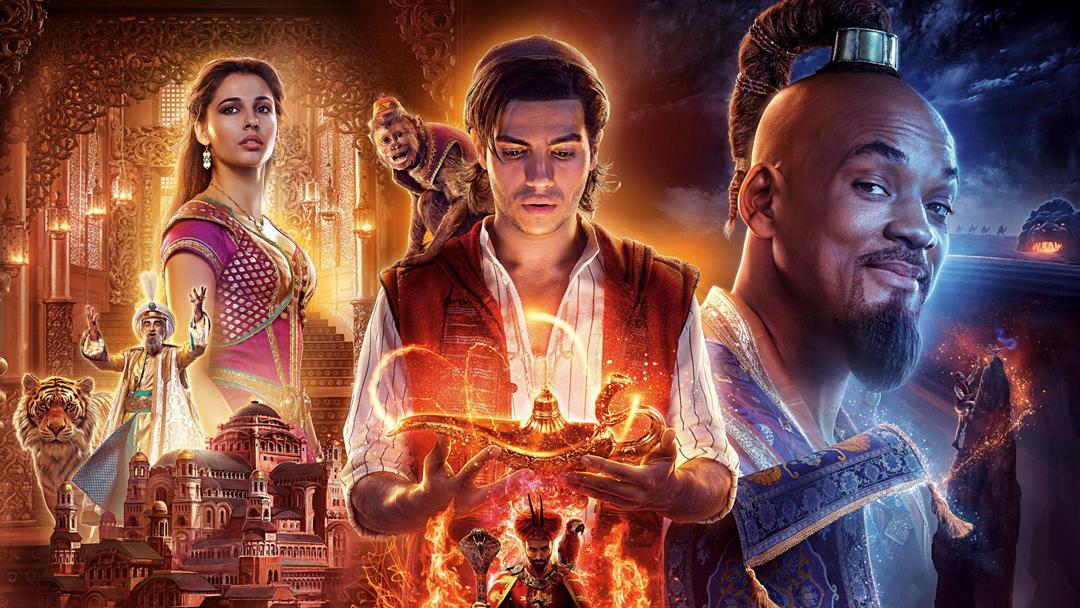 12/08/19 Aladdin, Live Action, Disney, Secuela