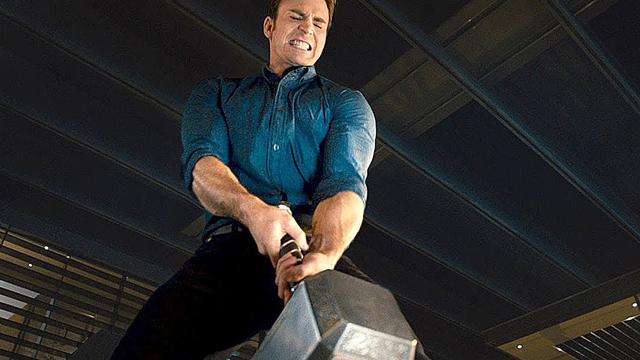 14/08/19 Captain America, Avengers, Thor, Asgard