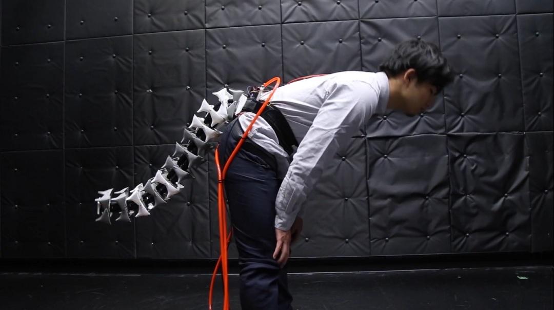 Cola robótico mejora movilidad