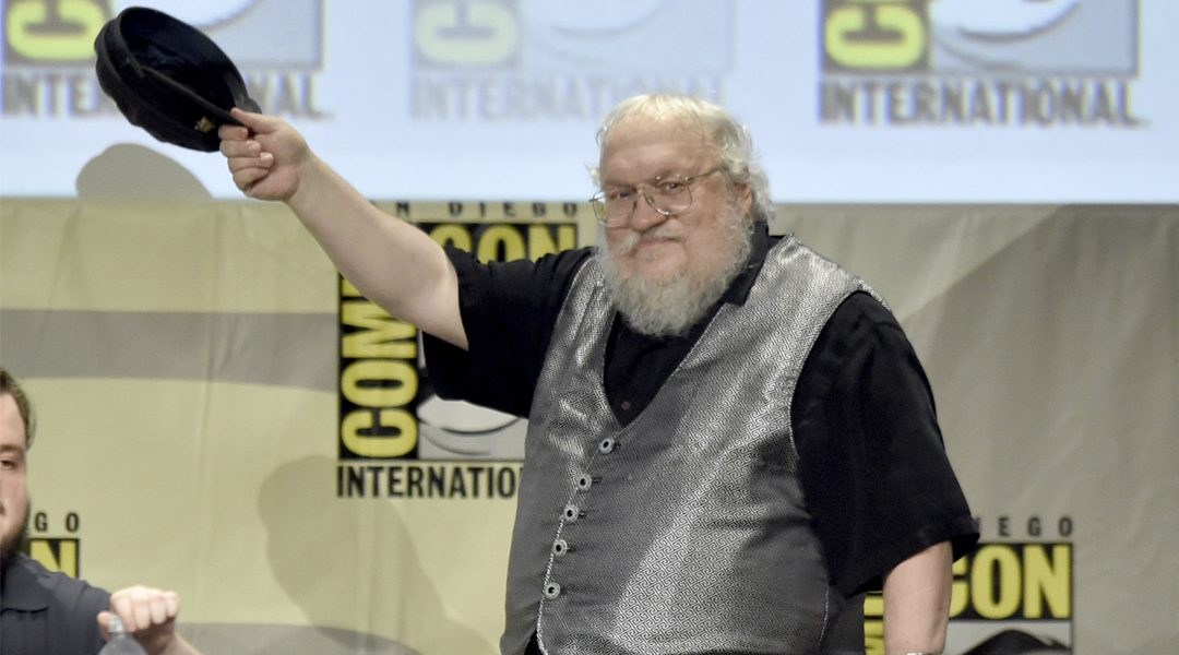 19/08/19 Game OF Thrones, George R R Martin, Libros, Serie
