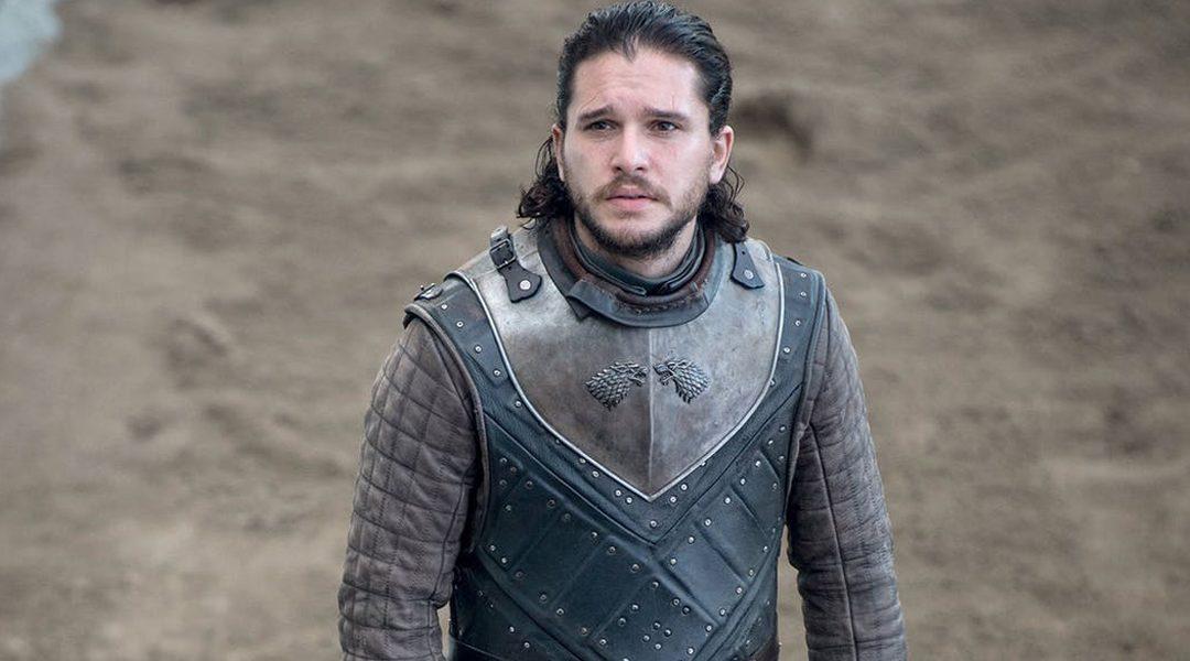 20/08/19 Game of Thrones, Kit Harrington, Jon Snow, Final