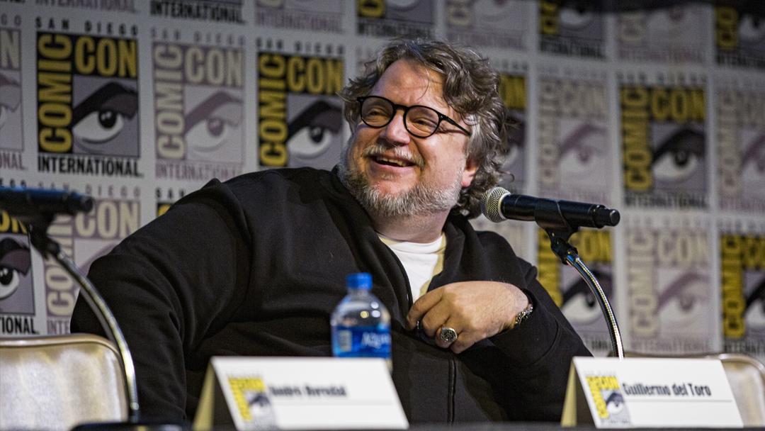 31/08/19 Guillermo del Toro, Issa López, Hombres Lobo, Western