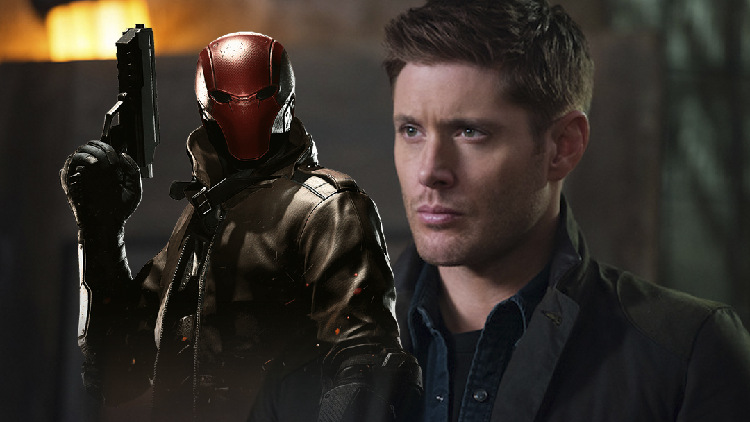 13/08/19 Jensen Ackles, Red Hood, Supernatural, Cosplay