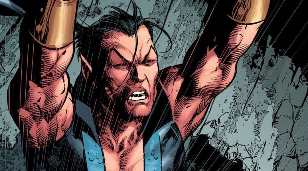 Así luciría Keanu Reeves como Namor