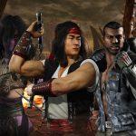 16/08/19 Mortal Kombat, Liu Kang, Actor, Película