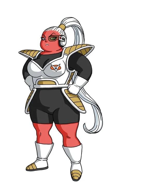 Nueva Miembro Fuerzas Especiales Ginyu Dragon Ball Kakarot