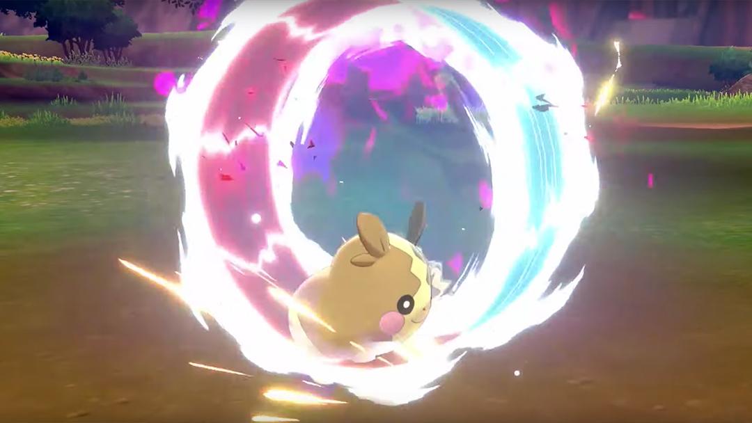 Pokemon Sword and Shield Morpeko