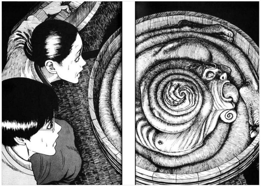 Uzumaki de Junji Ito adaptación Adult Swim