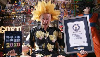 Guinness World Records Dragon Ball
