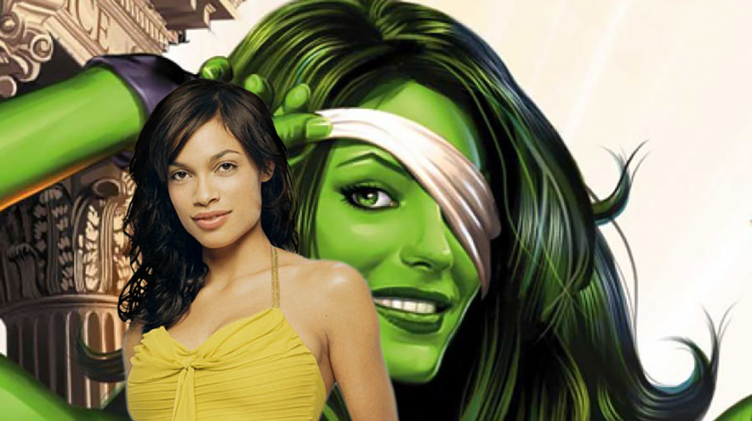 She Hulk Rosario Dawson