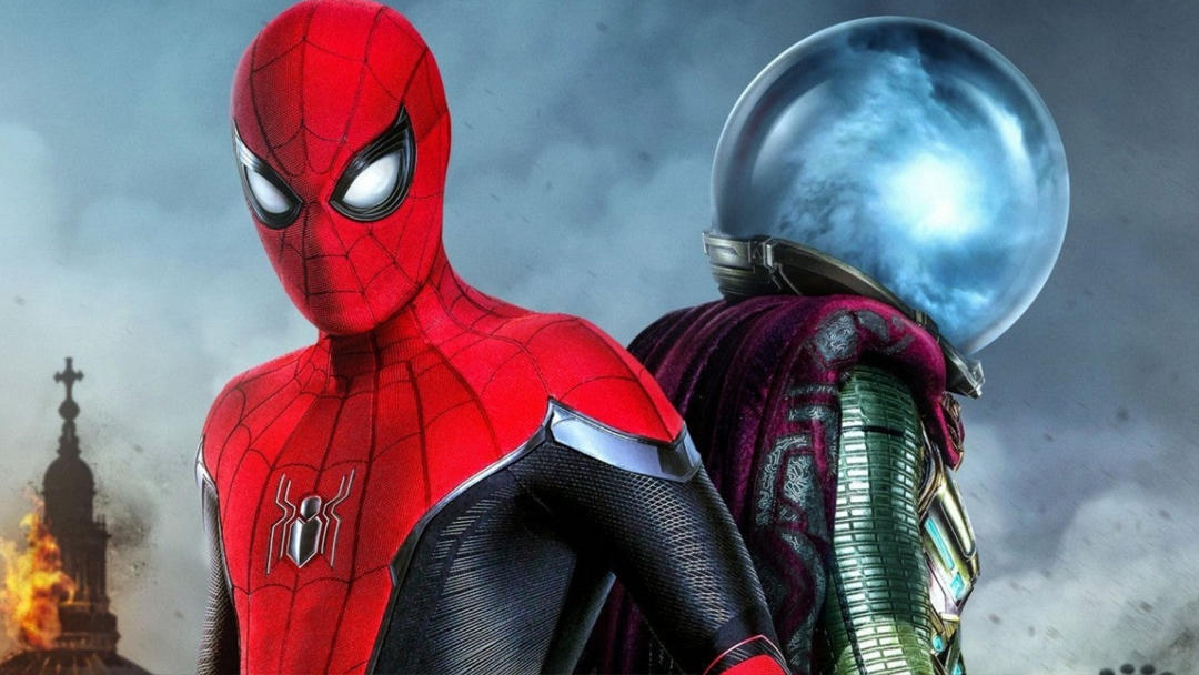 28/08/19 Spider Man, Far From Home, Reestreno, Póster