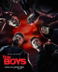 The-Boys-Amazon-Prime-Reseña-Serie-Series-Critica-Opinion-Review, Ciudad de México, 9 de agosto 2019