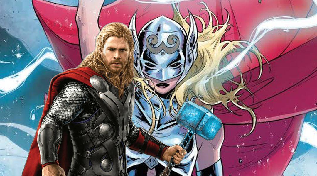 26/08/19 Thor, Love And Thunder, Taika Waititi, Película