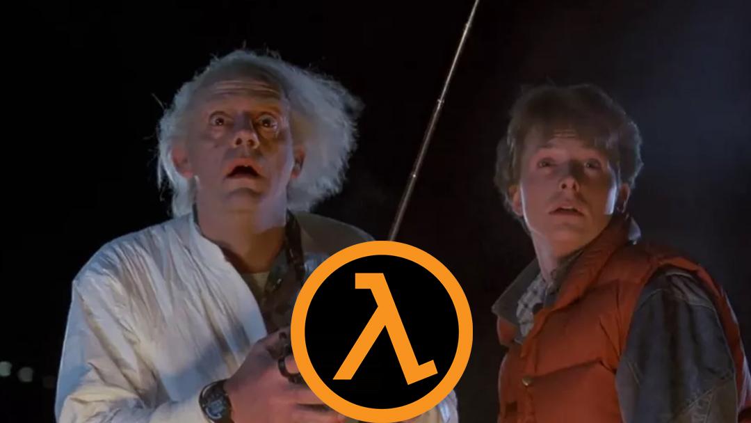 31/08/19 Volver Al Futuro, Half Life, Back To The Future, Video