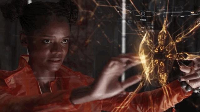 25/09/19, Avengers Endgame, Shuri, Captain America, Wakanda