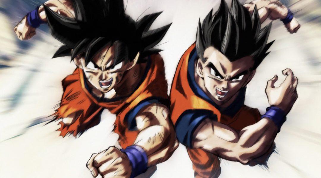 10/09/19, Dragon Ball, Goku, Gohan, Fusión