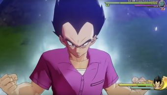 18/09/19, Dragon Ball Z, Kakarot, Vegeta, Gameplay
