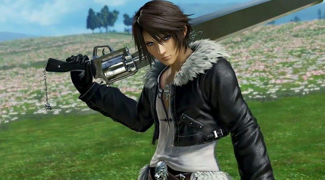 01/09/19 Final Fantasy VIII, Remasterización, Censura, PS4