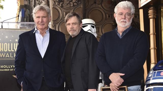 24/09/19, George Lucas, Star Wars, Disney, Trilogía