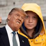 Greta Thunberg Donald Trump