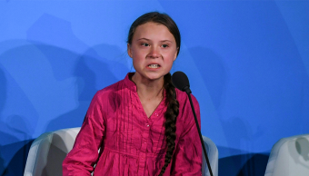 Greta Thunberg ONU