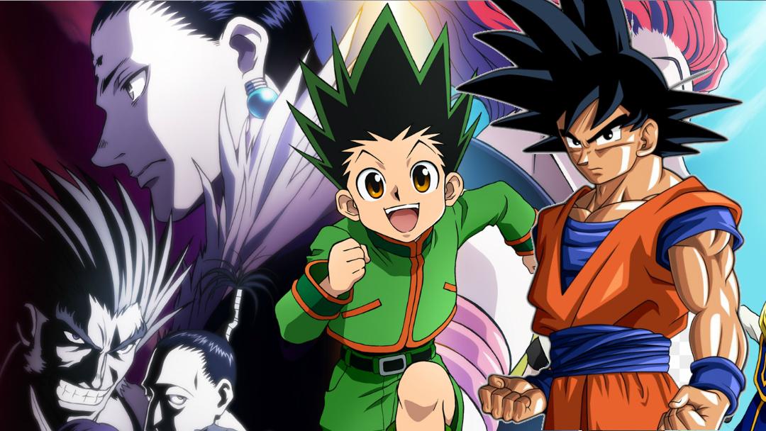 Huunter x Hunter Goku