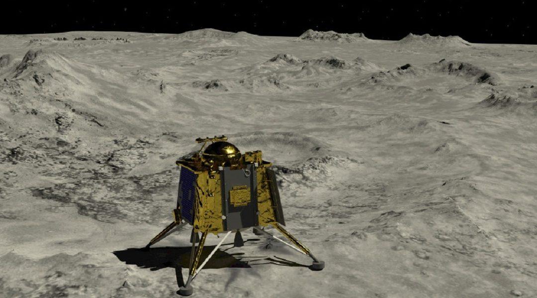 Fracasa Misión Espacial India